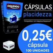 Pack Ahorro Profesional Cápsulas Placidezza Descaf. 100 ud.