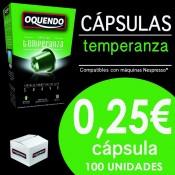 Pack Ahorro Profesional Cápsulas Temperanza 100 ud.