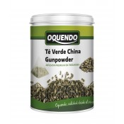 Té Verde China Gunpowder