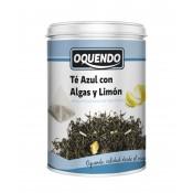Té Azul con Algas y Limón