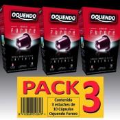 Pack 3 estuches Cápsulas Café compatibles