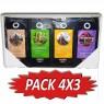 Pack 4x3 Café Molido Grandes Orígenes
