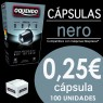 Pack Ahorro Profesional Cápsulas Nero 100 ud.