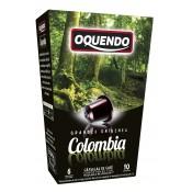 Cápsulas Origenes - Colombia