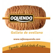 GALLETA AVELLANA OQUENDO