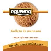 GALLETA MANZANA OQUENDO CAJA 1,7 Kg
