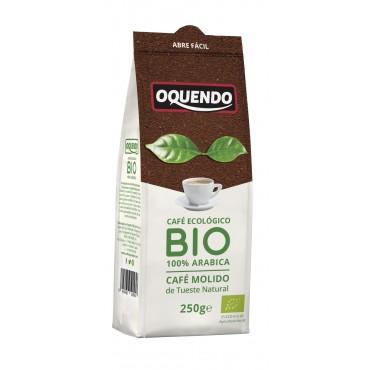OQUENDO BIO CAFÉ MOLIDO 250g