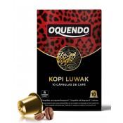 Kopi Luwak - Estuche de 10 Ud. Regalo: Taza y Plato