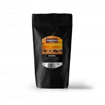 CAFÉ GRANDES ORIGENES ETIOPIA GRANO 250 GR
