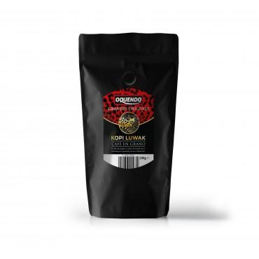 CAFÉ GRANDES ORÍGENES KOPI LUWAC 100 G
