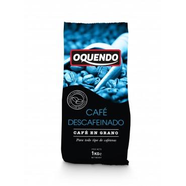 """Café grano Descafeinado """"1 Kg"""""""