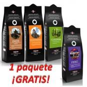Pack 4x3 Café Molido Calidad desde el Origen