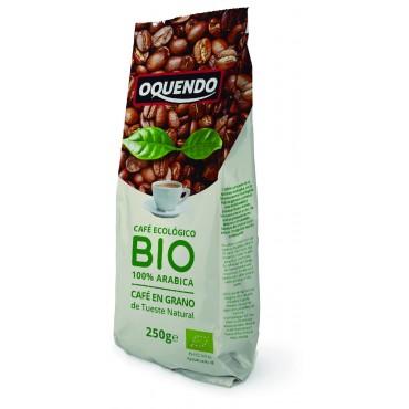 OQUENDO BIO CAFÉ EN GRANO 250g
